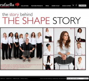rafaella - shape