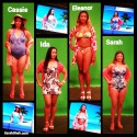 TV Segment – Swim Suits For Your Body Type
