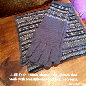 Tech-Touch Gloves