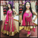 TV Segment: Gala Dressing With Traditional Indian Clothing