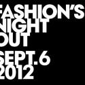 Fashion's Night Out Houston 2012