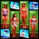TV Segment – Swim Suits For Your Body Type